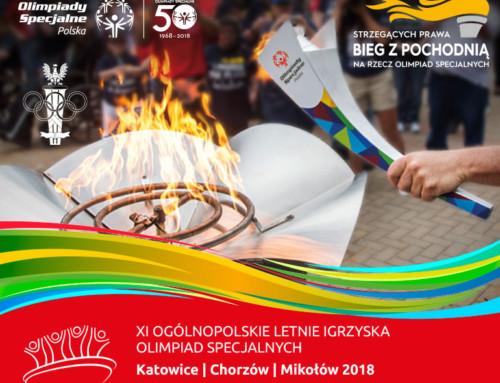 """""""Strzegący Prawa"""" poraz kolejny pobiegną dla Olimpiad Specjalnych"""