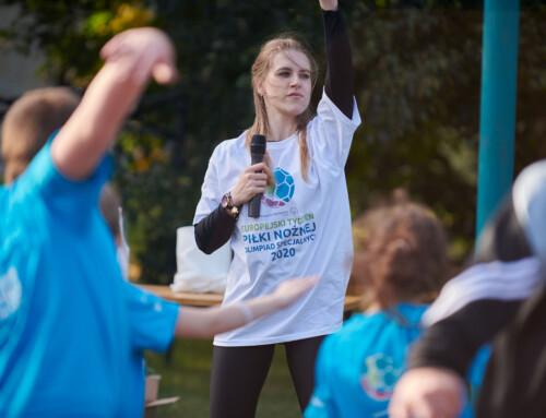 Ogólnopolski Dzień Młodych Sportowców Olimpiad Specjalnych